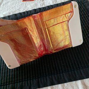 coolmax Bags - Coolmax Iridescent Red Wallet